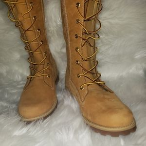 Timberland boots tall